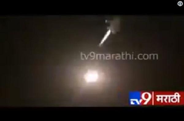 , VIDEO : पाकमध्ये घुसून कारवाई, वायूसेनेच्या शौर्याचा व्हिडीओ