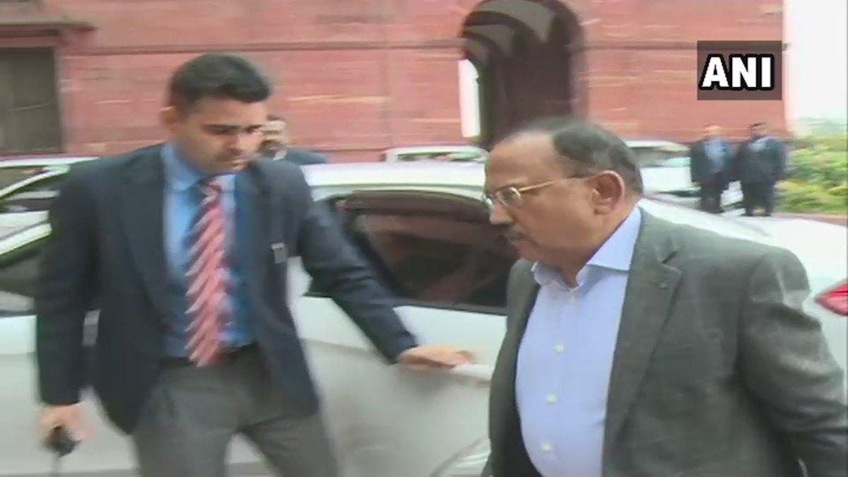 , पाकिस्तानी विमानांची घुसखोरी, दिल्लीत उच्चस्तरीय बैठक सुरु