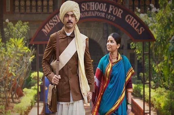 Anandi Gopal Review : सामान्य जोडप्याची असामान्य प्रेरणादायी कथा