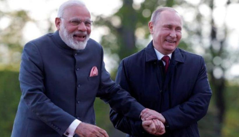 पंतप्रधान मोदींना रशियाचा सर्वोच्च नागरी सन्मान जाहीर