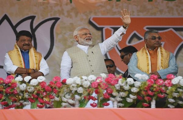 निवडणुकीपूर्वी मोदींची महाराष्ट्रात आणखी एक भव्य सभा