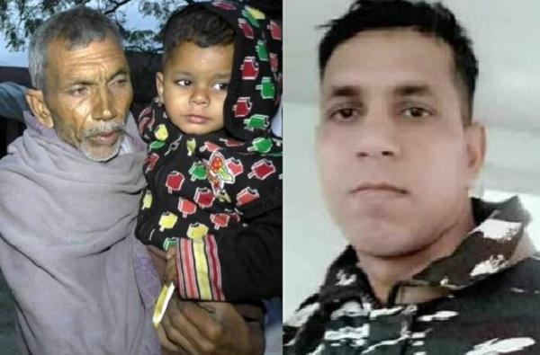 घरात दीड वर्षांचा अपंग मुलगा, म्हातारा बाप... 26 वर्षीय रमेश यादव शहीद!