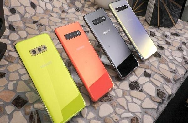 सॅमसंगचा Galaxy S10 आणि S10+ प्लस लाँच, पाहा किंमत आणि फीचर…