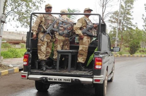 Pulwama Attack: हिंजवडी 'आयटीहब'ला 'हाय अलर्ट', सुरक्षा वाढवली