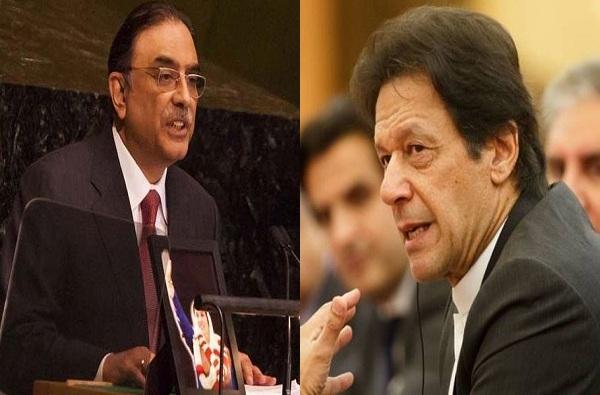 , इम्रान खान अपरिपक्व, पाकिस्तानच्या माजी राष्ट्रपतींचा पलटवार