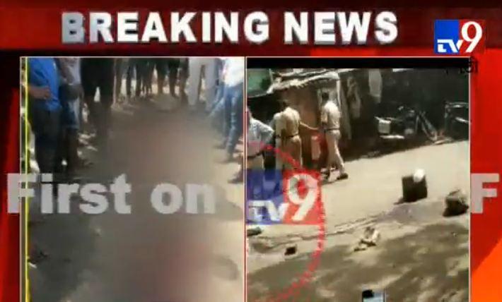 मुंबई : कुर्ल्यात भरदिवसा कुख्यात गुंड जानू पवारवर गोळीबार