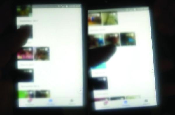 नाशकात महिला दिनी वाटलेल्या मोबाईलमध्ये अश्लिल व्हिडीओ