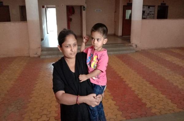 नवी मुंबईत अडीच वर्षाच्या मुलाचे अपहरण