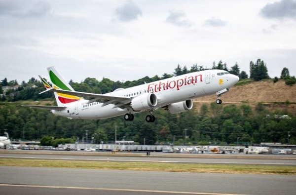 इथियोपियन एयरलाइन्सचं बोईंग-737 विमान कोसळलं, 157 जणांचा मृत्यू