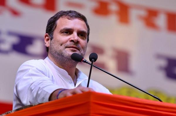 मसूद अजहर 'जीं' ना अजित डोभाल यांनीच सोडलं होतं : राहुल गांधी