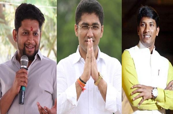महाराष्ट्रातील सर्वात रोमहर्षक लढत, तीन घराणे, तीन तरुण आणि एक जागा!