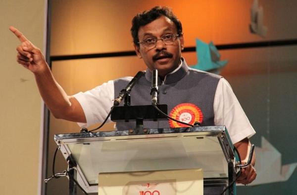 राज ठाकरेंनी कुठेही एक जागा लढावी आणि डिपॉझिट वाचवून दाखवावं : विनोद तावडे