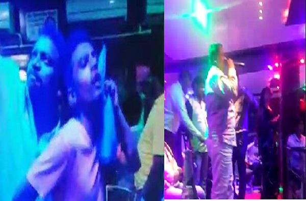VIDEO : भाजपा नगरसेवकाचा डान्सबारमधील व्हिडीओ व्हायरल