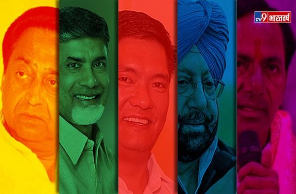 देशातील सर्वात श्रीमंत मुख्यमंत्री कोण?
