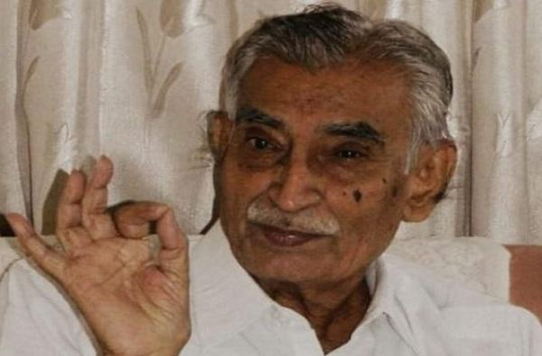ज्येष्ठ साहित्यिक डॉ. गो. मा. पवार यांचं निधन