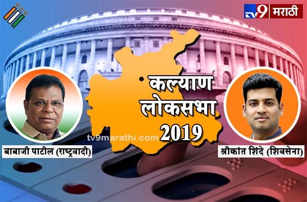 Kalyan Lok Sabha Result : कल्याण लोकसभा मतदारसंघ