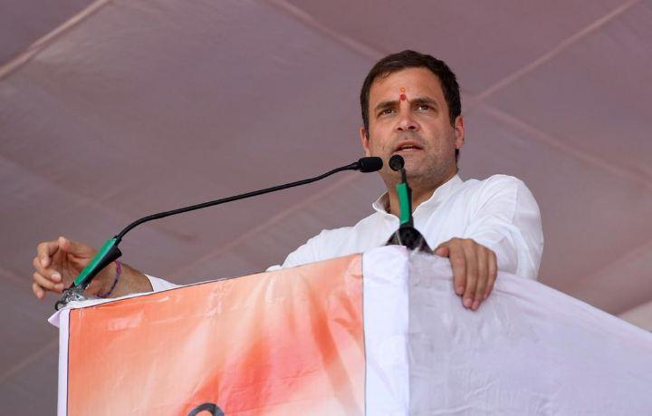 'चौकीदार चोर है'बद्दल राहुल गांधींकडून अखेर माफीनामा