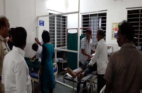 शहापुरात भीषण अपघात, आईसमोर 35 वर्षीय मुलाचा मृत्यू