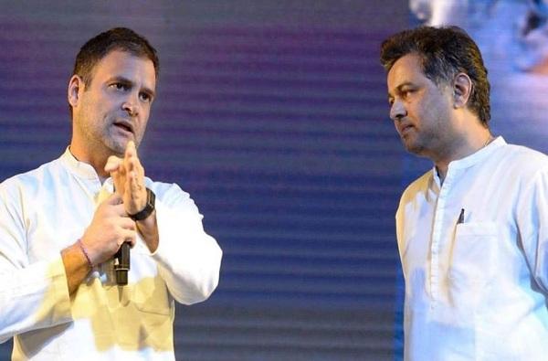 राहुल गांधींशी संवाद सुबोध भावेला भोवला!