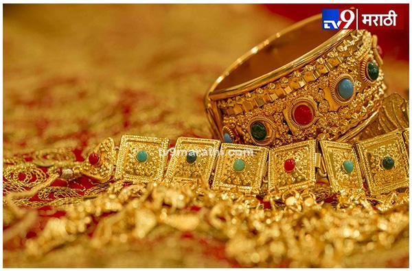 बजेटपूर्वी सोने दर 34 हजार 300, दोन तासात सोने दरात 1400 रुपये वाढ