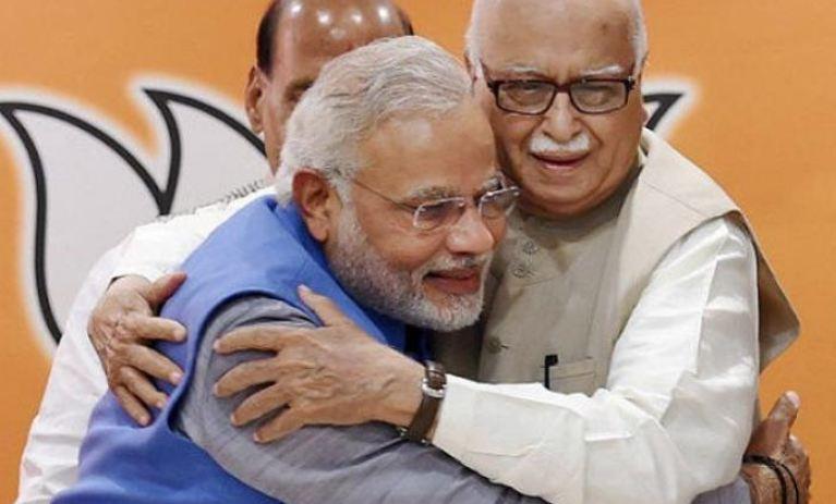 lal krishna advani blog, अडवाणींच्या जाहीर ब्लॉगवर पंतप्रधान मोदी म्हणतात…