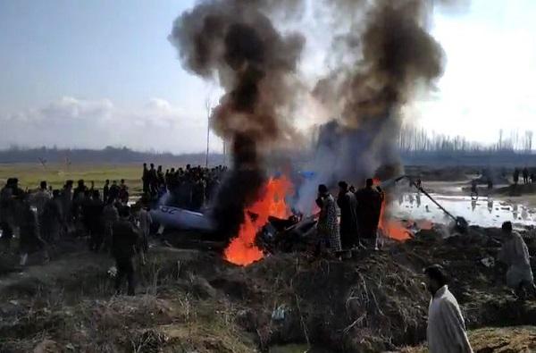 बडगाम हेलिकॉप्टर दुर्घटनेला खळबळजनक वळण