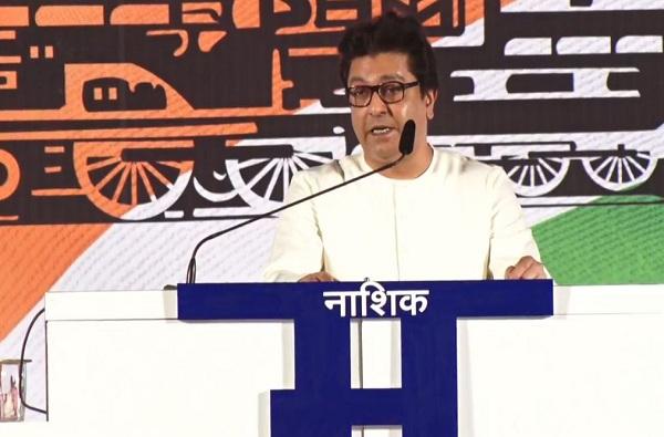 loksabha election result 2019, राज ठाकरेंनी सभा घेतलेल्या ठिकाणी युतीचेच उमेदवार आघाडीवर