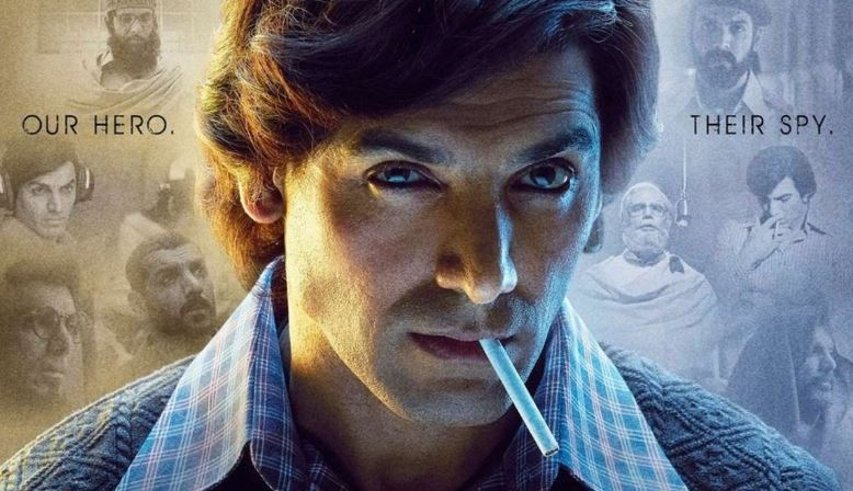 raw movie review, RAW Movie Review : जॉनचा दमदार अभिनय, पण कमकुवत कथानक