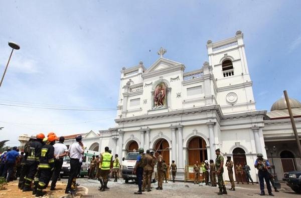 श्रीलंकेत पुन्हा बॉम्बस्फोट