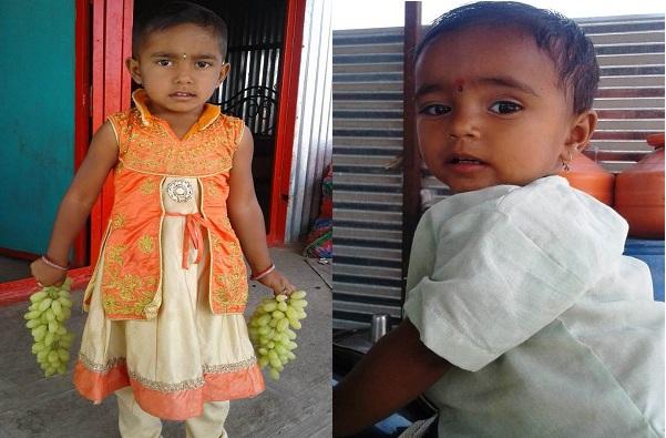 दोन मुलींना विष पाजून आत्महत्येचा प्रयत्न, मुलींचा मृत्यू, आईवर उपचार सुरु