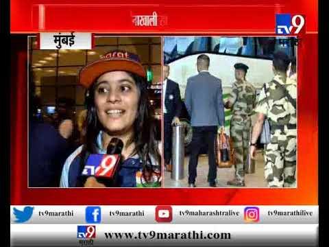 विश्वचषकासाठी टीम इंडिया इंग्लडला रवाना