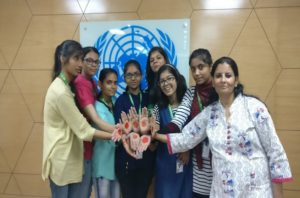 , मासिक पाळीबाबत जनजागृतीसाठी UNICEF चं अभियान