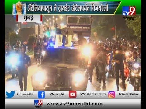 IPL : मुंबई इंडियन्सचा विजयीरथ