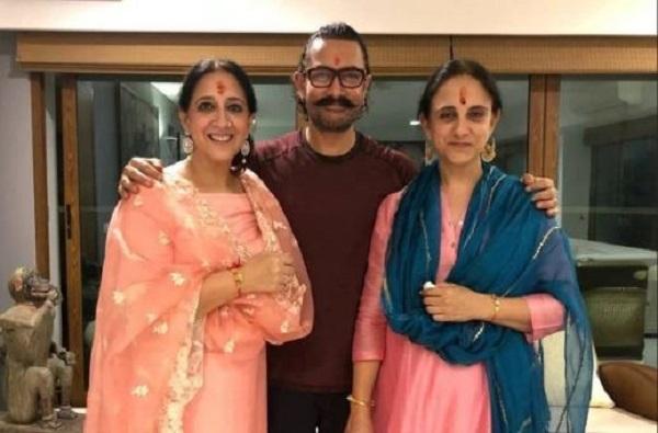 'या' सिनेमातून आमिर खानच्या बहिणीचं बॉलिवूडमध्ये पदार्पण