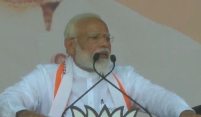 अयोध्येत मोदी म्हणाले जय श्री राम, पण राम मंदिराबाबत चकार शब्द नाही!