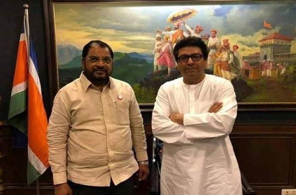 राजू शेट्टी दुसऱ्यांदा 'कृष्णकुंज'वर, राज ठाकरेंच्या भेटीनंतर म्हणतात....