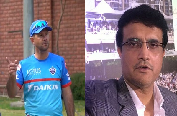 Ricky Ponting can be a great candidate for India coach: Sourav Ganguly, पॉन्टिंग टीम इंडियाचा प्रशिक्षक बनू शकतो का? गांगुली म्हणतो….