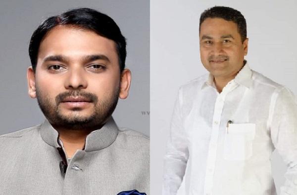Sangli congress big face Vishwajeet Kadam and Satyajeet Deshmuk in touch with BJP, भाजपच्या संपर्कात आहात का? विश्वजीत कदम, सत्यजीत देशमुख म्हणतात…