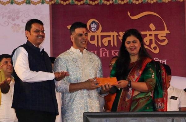 अक्षय कुमारची पाच कामं, जी महाराष्ट्र कधीही विसरु शकणार नाही