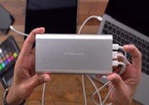 लॅपटॉपलाही चार्जिंग करणारी जगातील पहिली पॉवर बँक लाँच, किंमत तब्बल…