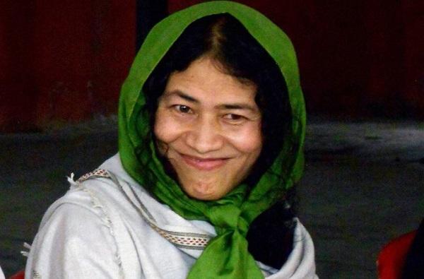 Irom Sharmila gave birth to twin, 'मदर्स डे'ला इरोम शर्मिला यांनी जुळ्या मुलींना जन्म दिला