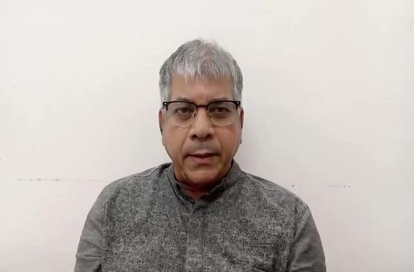 Prakash ambedkar solapur result, तोडफोड नको, जो काही निकाल लागेल तो मान्य करावा लागेल : प्रकाश आंबेडकर
