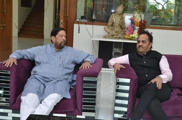sanjay kakade baramati, काँग्रेसमुक्त महाराष्ट्र झाला, राष्ट्रवादीनेही बारामतीच्या बाहेर लढू नये : संजय काकडे