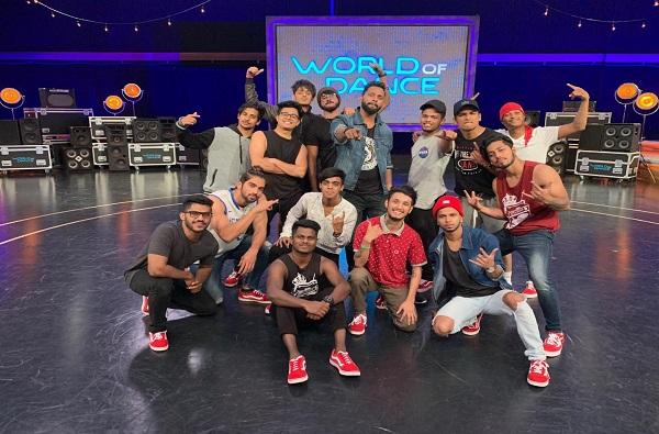 World of Dance win by Indian crew, अमेरिकेतला सर्वात मोठा डान्स शो मुंबईच्या मुलांनी जिंकला!